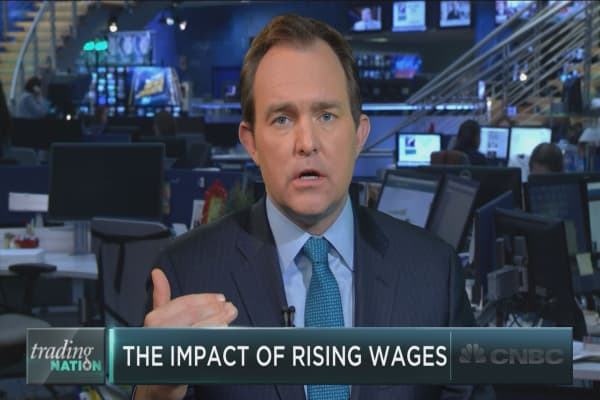 The impact of higher minimum wages
