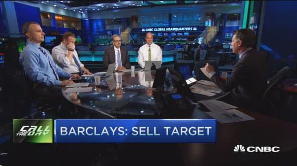 'Ludicrous' downgrade on Target?