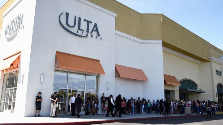 An ULTA Beauty store in West Hills, California.