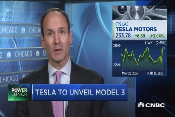 Tesla launching Model 3