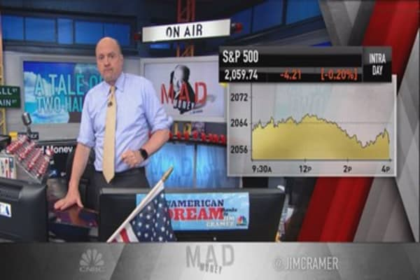 Cramer: Bye-bye Q1, biggest lessons learned
