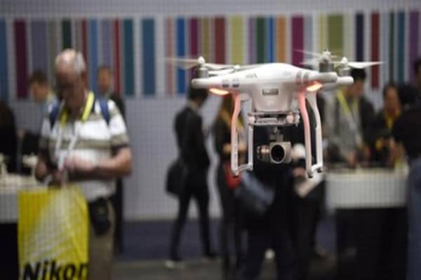 Drones, food tech? These are booming fields for start-ups