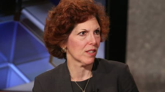 Cleveland Federal Reserve President Loretta Mester