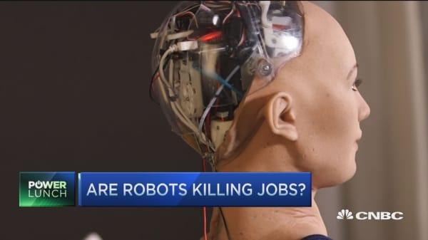 Should we fear robots?