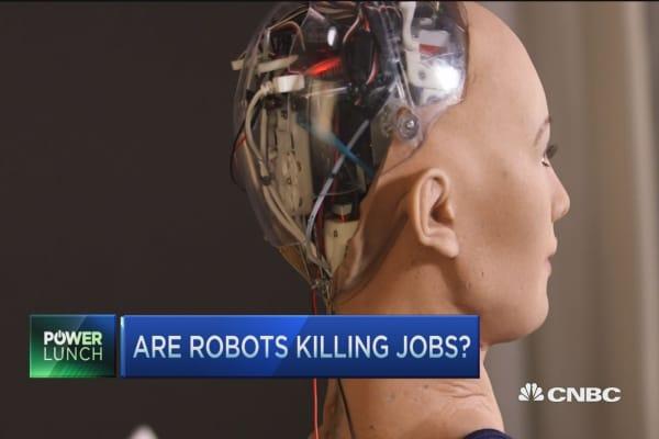 Should we fear robots?
