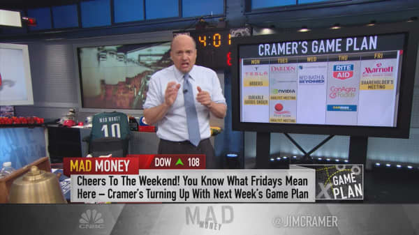 Cramer game plan: Huge payoffs from jobs report