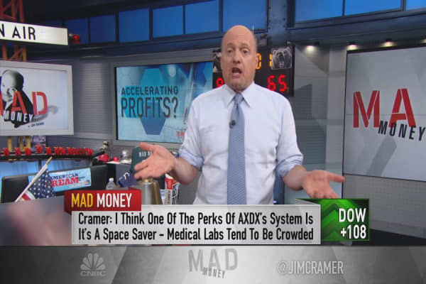 Cramer: I'm blessing this spec play for trading