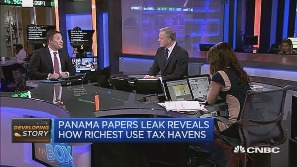 Look at tax haven leaks in wider context: Medecin