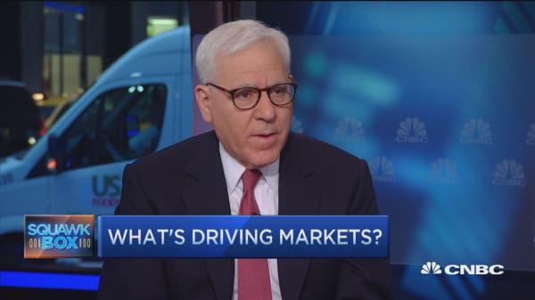 David Rubenstein: Global and US economy in 'reasonable' shape