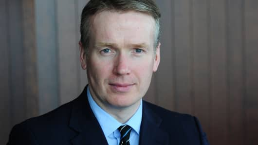 Richard Turnill, BlackRock's global chief investment strategist