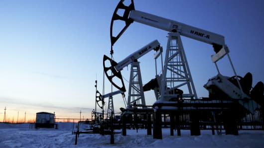 Oil Russia