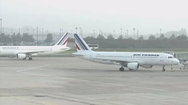 Air France crew angry over headscarves rule