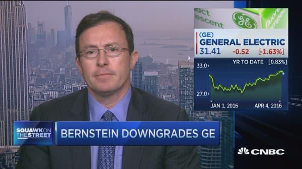 Analyst: No margin for error for GE