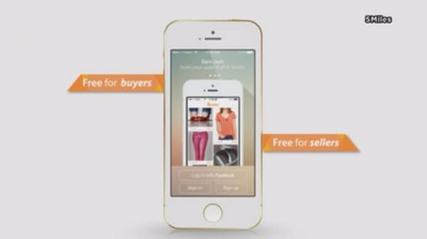 5miles app rivals Craigslist
