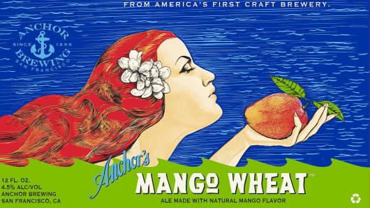 Anchor Mango Wheat by Anchor Brewing Co.