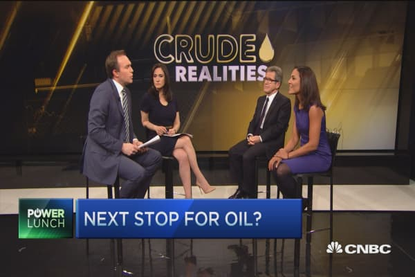 Oil's global game of chess