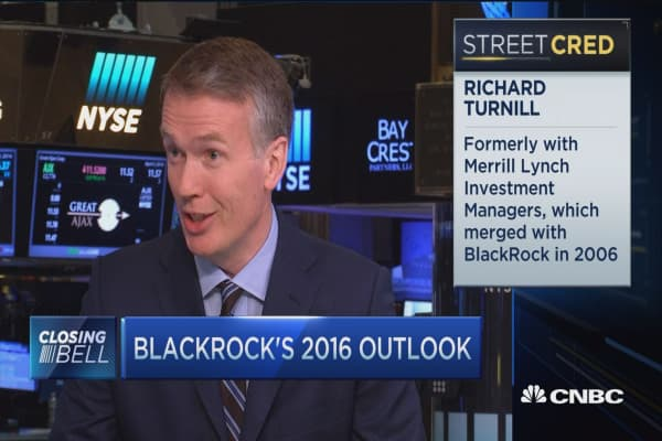 BlackRock: We are in a low return environment