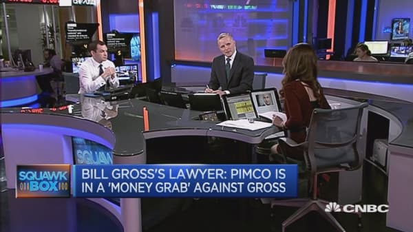 PIMCO: We had 'good cause' to get rid of Gross