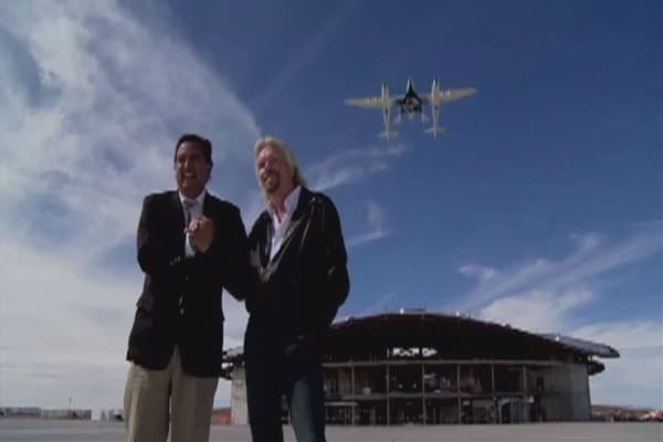 Richard Branson disappointed about Virgin America sale