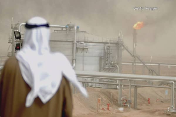 Kuwait's OPEC governor expects output freeze