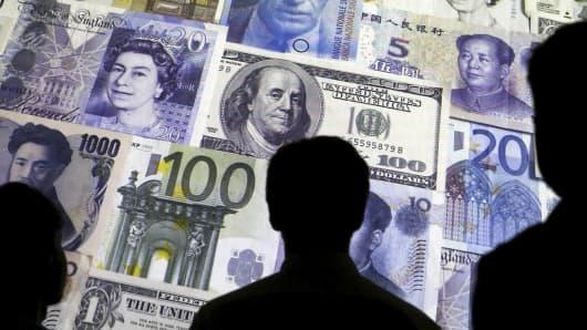 Illustration currencies