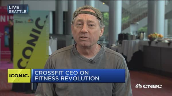 Crossfit CEO: We're a threat to the industry, not people's wellbeing