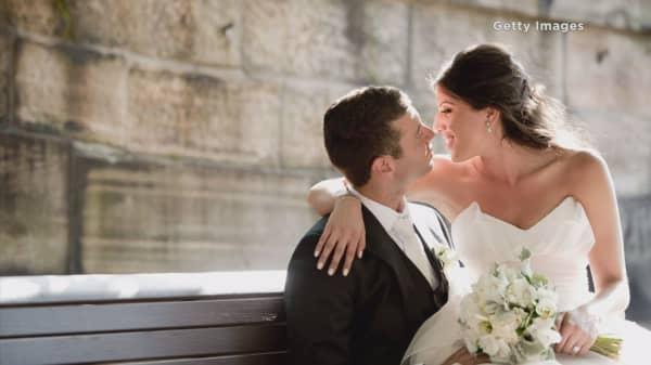 Wedding costs reach an all-time high