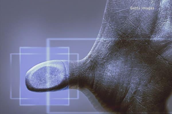 Look to biometrics for digital security