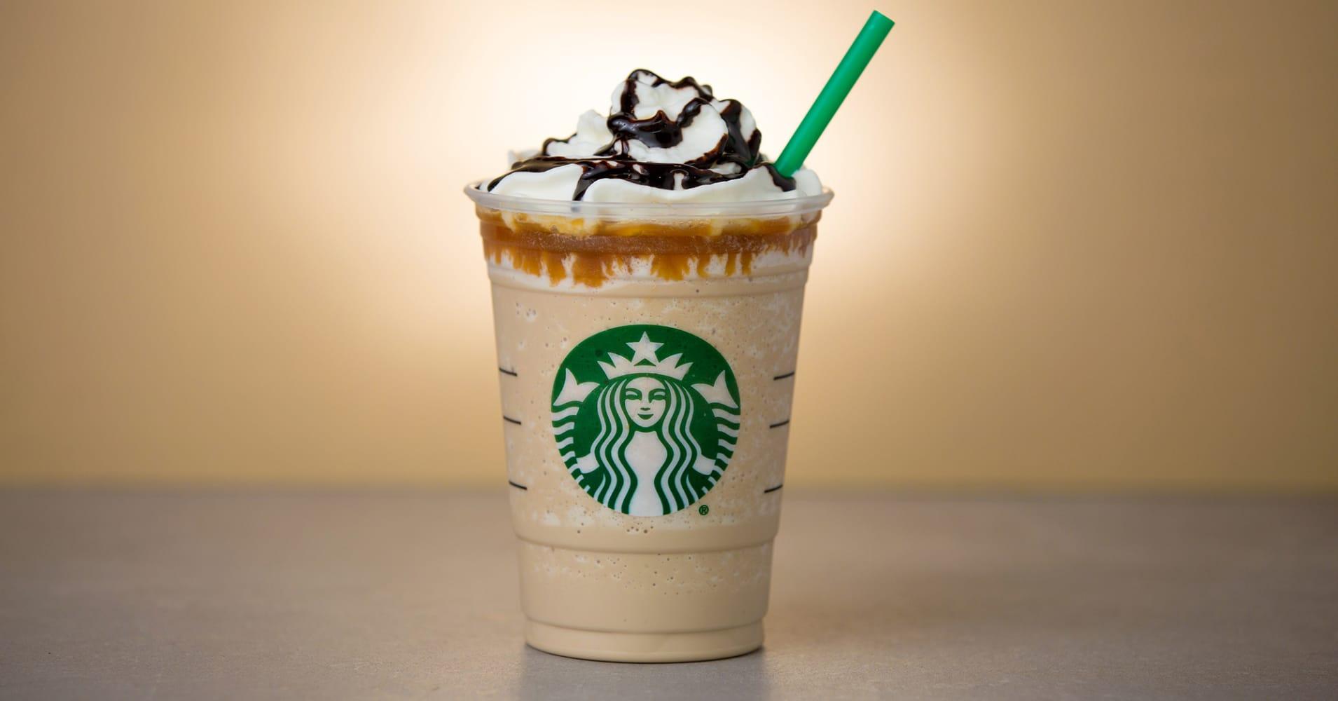 %name National Coffee Day Starbucks