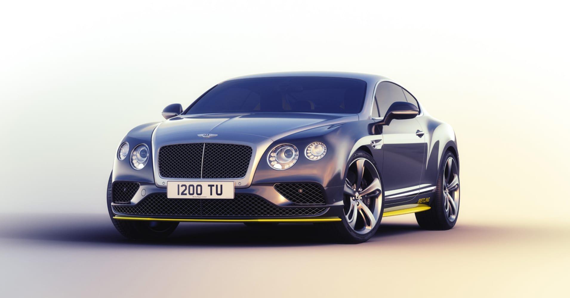 Bentley\'s $298,000 car offers ultimate joy ride