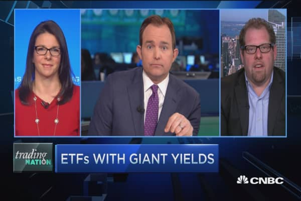 Trading Nation: ETFs with giant yields