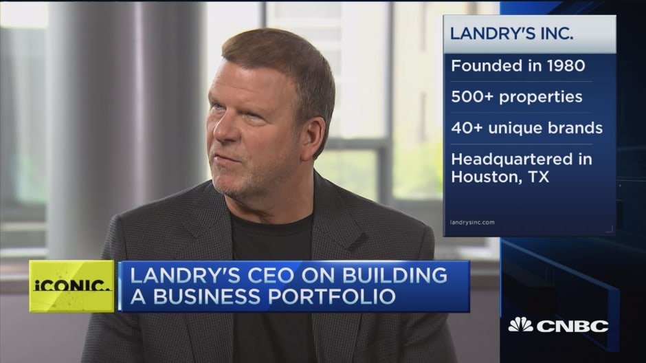 Tilman Fertitta to entrepreneurs: Know your numbers