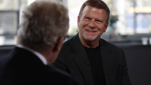 "Tilman Fertitta, star of ""Billion Dollar Buyer"""