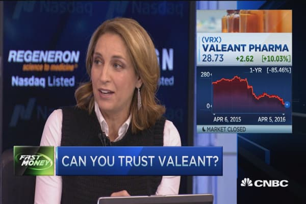 Can you trust Valeant?