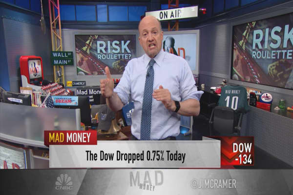 Cramer on Allergan: Is Govt power worrisome?