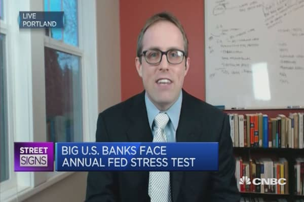 big banks pass stress test