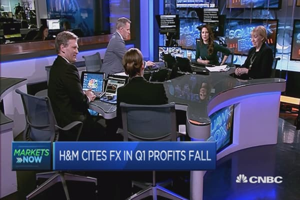 H&M is always reinventing itself: Director