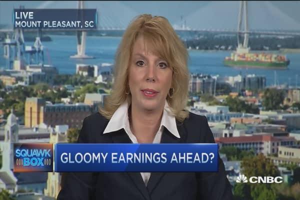 Market flashing warning signs?