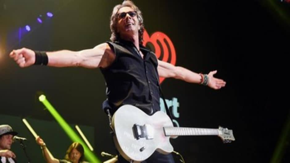 Tips to success from Rick Springfield