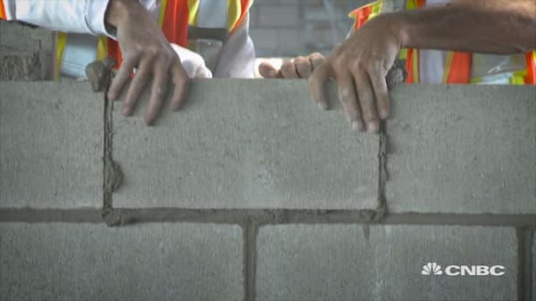Transforming concrete with tech