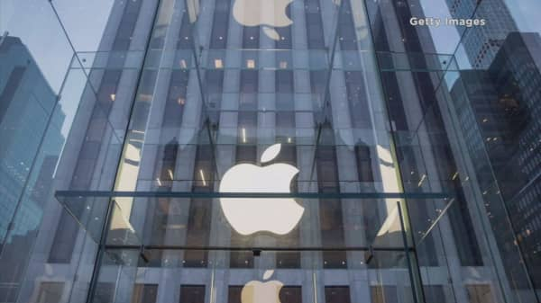 Apple ditching plastic bags