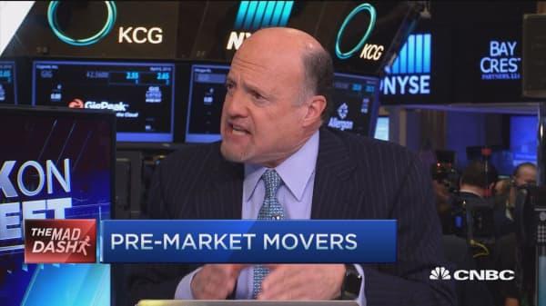 Cramer's Mad Dash: Constellation Brands