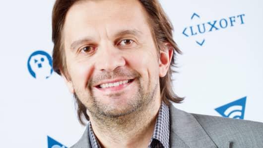 Roman Yakushkin, CFO of Luxoft.