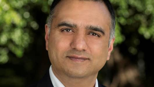 Dheeraj Pandey, Nutanix CEO