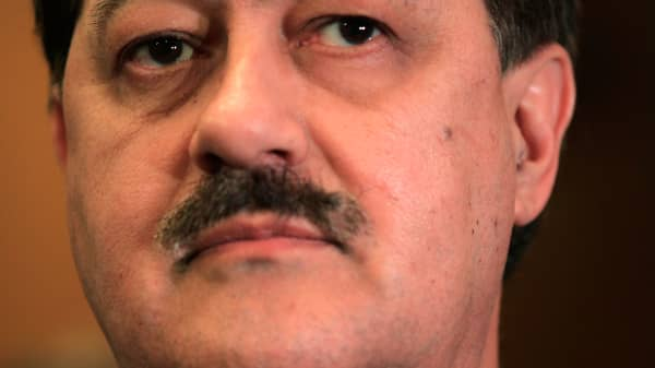 Former Chairman and CEO of Massey Energy Company Don Blankenship
