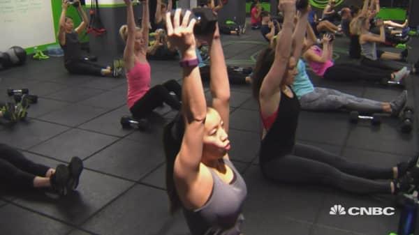 Boutique fitness companies take over Manhattan
