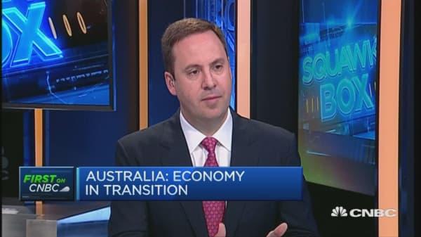 CNBC : Australia Trade Minister