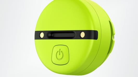 Zepp 2 device