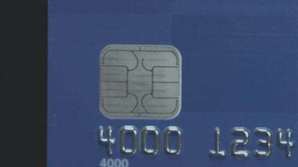 Only some stores take EMV chip cards