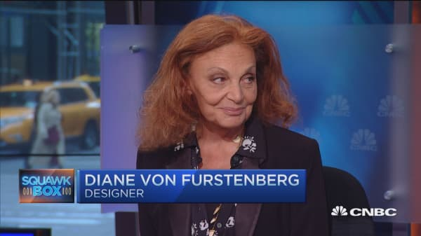 DVF: Honoring women and fashion innovation